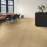Quick-Step Signature Beige Varnished Oak SIG4750 Laminate Flooring 2.048m²