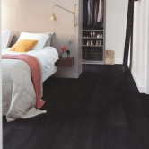 Quick-Step Signature Painted Oak Black SIG4755 Laminate Flooring 2.048m²