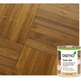 Osmo Wood Oil Teak Clear 007