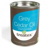 Treatex Grey Cedar Oil 2.5L