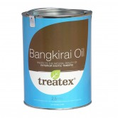 Treatex Exterior Bangkirai or Cedar Oil 2.5L