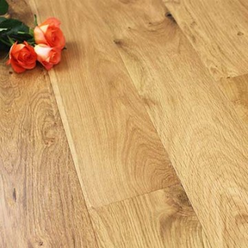 Engineered Charnwood Oak Brushed & Oiled 150mm T&G 1.71m²