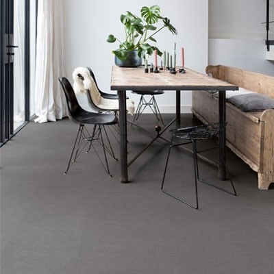 Quick-Step Livyn Ambient Click Vibrant Medium Grey AMCL40138 Vinyl Flooring