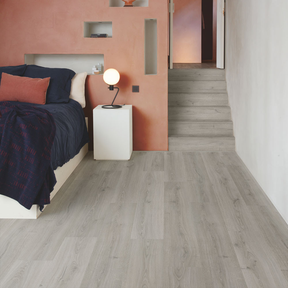 Quick-Step Alpha Vinyl Medium Planks Botanic Grey AVMP40237 Vinyl Flooring