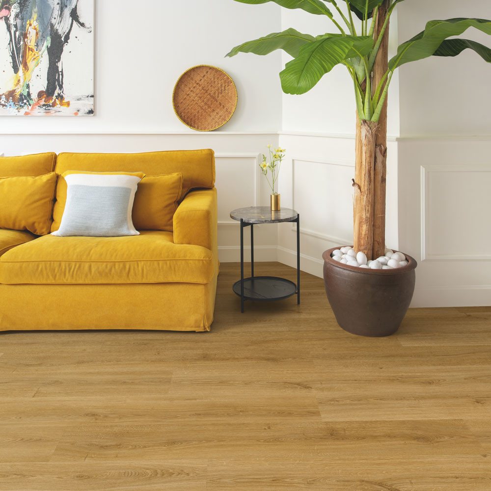 Quick-Step Alpha Vinyl Medium Planks Botanic Smoked Oak AVMP40238 Vinyl Flooring