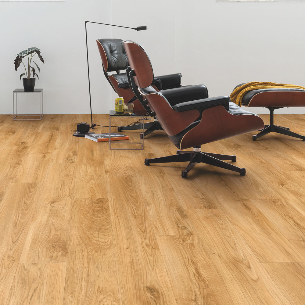 Quick-Step Alpha Vinyl Small Planks Classic Oak Natural AVSP40023 Vinyl Flooring