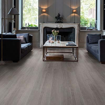 Quick-Step Livyn Balance Click Silk Oak Dark Grey BACL40060 Vinyl Flooring