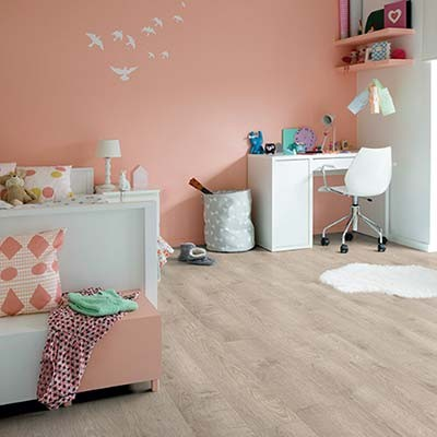 Quick-Step Livyn Balance Click Pearl Oak Brown Grey BACL40133 Vinyl Flooring