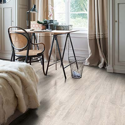 Quick-Step Classic Reclaimed White Patina Oak Planks CL1653 Laminate Flooring