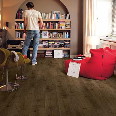 Quick-Step Creo Virginia Oak Brown CR3183 Laminate Flooring