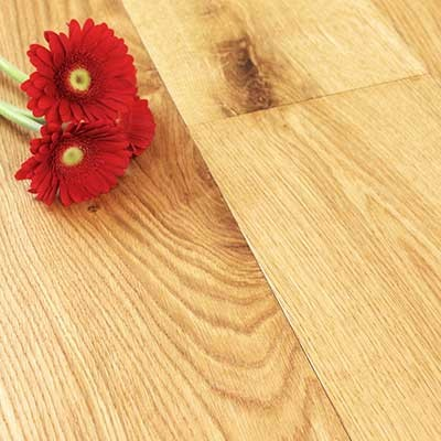 190mm Brushed & Oiled Engineered Oakham Oak Wood Flooring 1.805m²