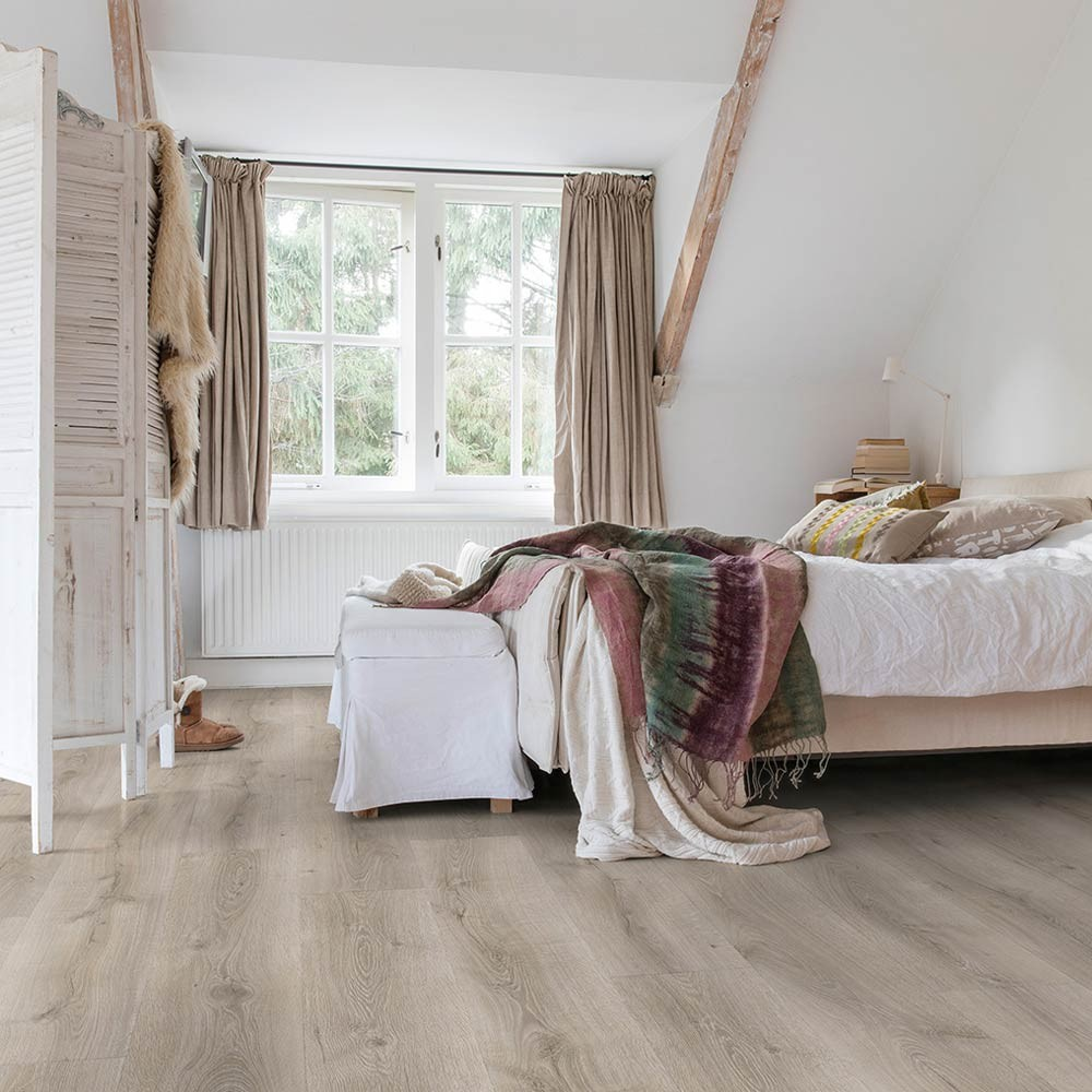 Quick-Step Majestic Desert Oak Brushed Grey MJ3552 Laminate Flooring 2.952m²