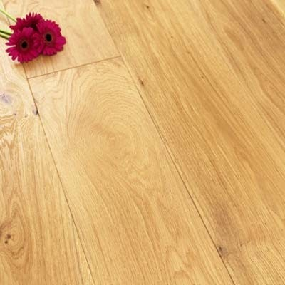189mm Brushed & Oiled Engineered Oak 20mm Wood Flooring 2.11m²