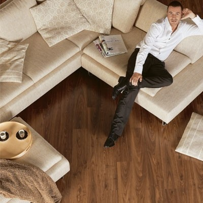 Quick-Step Eligna Oiled Walnut Planks EL1043 Laminate Flooring