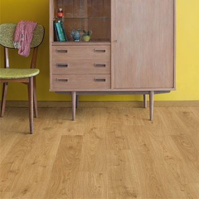 Quick-Step Eligna White Oak Light Natural Planks EL1491 Laminate Flooring