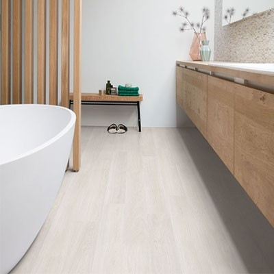 Quick-Step Eligna Estate Oak Light Grey Planks EL3573 Laminate Flooring