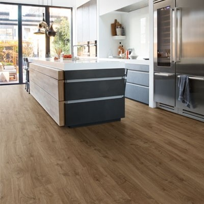 Quick-Step Eligna Newcastle Oak Brown Planks EL3582 Laminate Flooring