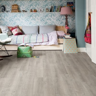 Quick-Step Eligna Venice Oak Grey Planks EL3906 Laminate Flooring