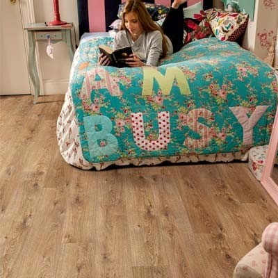 Elka 12mm Cinnamon Oak ELT636 Laminate Flooring