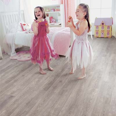 Elka 8mm Pebble Oak ELV183AP Aqua Protect Laminate Flooring