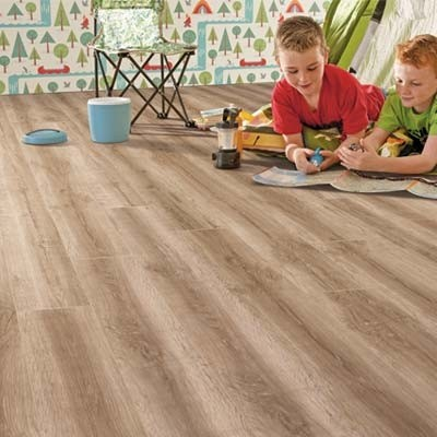 Underfloor Heating Compatible Laminate Flooring