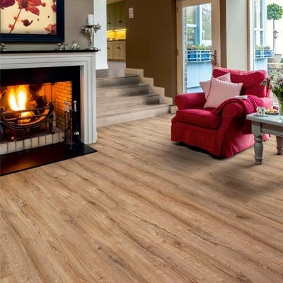 Elka 8mm Country Oak ELV224AP Aqua Protect Laminate Flooring