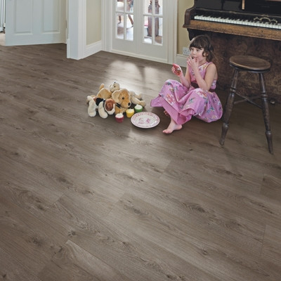 Elka 8mm Sienna Oak ELV203AP Aqua Protect Laminate Flooring