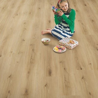 Elka 8mm Orchard Oak ELW122 Long Plank Laminate Flooring
