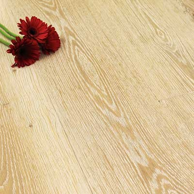 190mm Brushed & Oiled Engineered Seabreeze Oak Wood Flooring 2.166m²