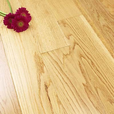 127mm Lacquered Engineered Oak Wood Flooring 2.13m²