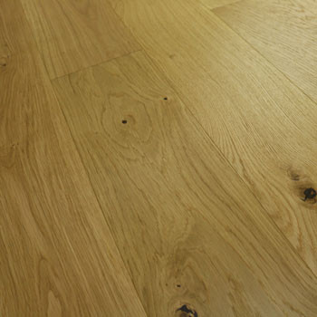 190mm Engineered Rustic Brushed and UV Oiled Oak Wood Flooring 2.508m²