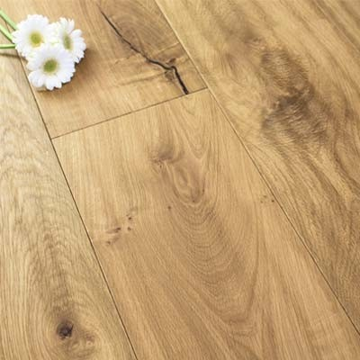 240mm Oiled Engineered Desert Oak Wood Flooring 2.64m²