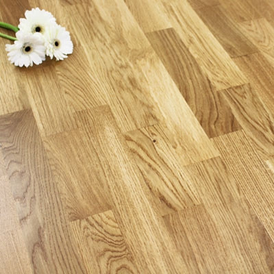 3 Strip Wood Flooring Engineered Oak 3 Strip Flooring