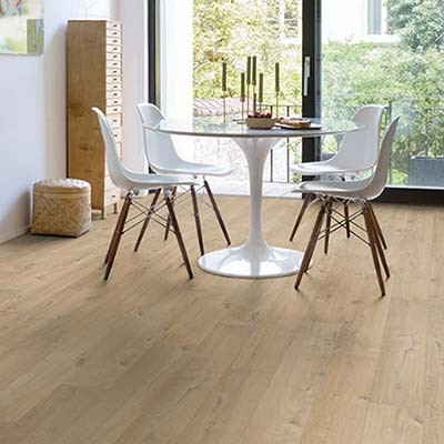 Quick-Step Impressive Ultra Soft Oak Warm Grey IMU1856 Laminate Flooring