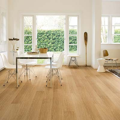 Quick-Step Impressive Natural Varnished Oak IM3106 Laminate Flooring