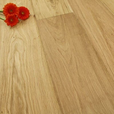 190mm Oiled Engineered Oak Wood Flooring 2.166m²