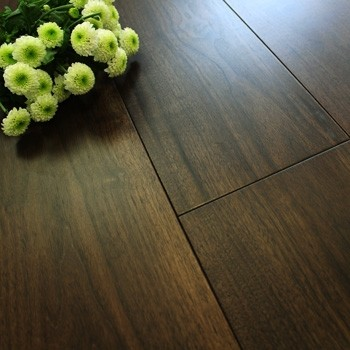 189mm Oiled Engineered American Black Walnut 21mm Wood Flooring 1.383m2