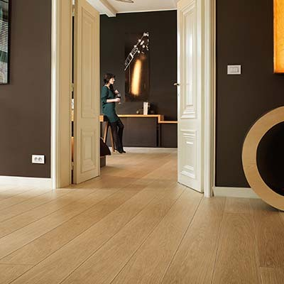 Quick-Step Largo Natural Varnished Oak Planks LPU1284 Laminate Flooring