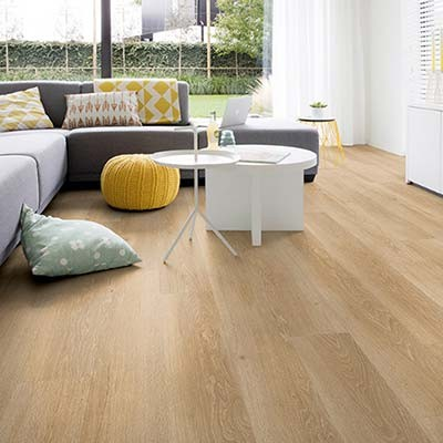 Quick-Step Livyn Pulse Click + Sea Breeze Oak Natural PUCP40081 Vinyl Flooring