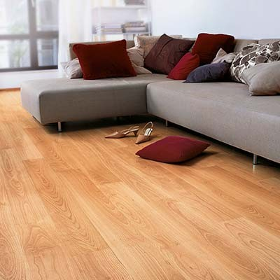 Quick-Step Eligna Varnished Beech Planks U866 Laminate Flooring
