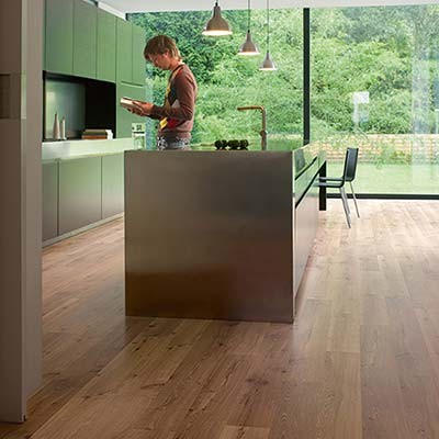 Quick-Step Eligna Vintage Oak Natural Varnished Planks U995 Laminate Flooring