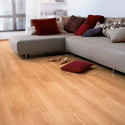 Quick-Step Perspective Varnished Beech Planks 4 Groove UF866 Laminate Flooring
