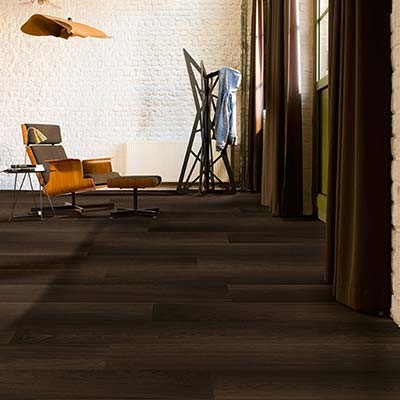 Quick-Step Perspective Wide Fumed Oak Dark Planks 4 Groove UFW1540 Laminate Flooring