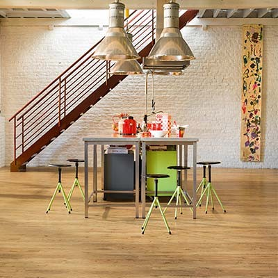 Quick-Step Eligna Wide Reclaimed Chestnut Natural Planks UW1541 Laminate Flooring