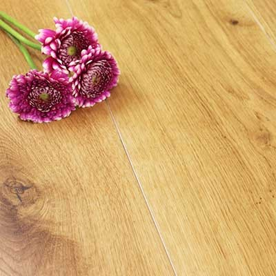 180mm Lacquered Engineered Foxton Oak Wood Flooring 1.584m²