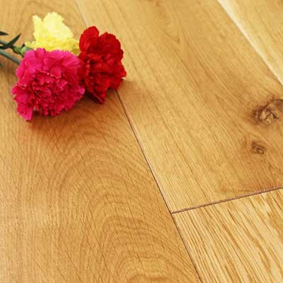 140mm Oiled Engineered Foxton Oak Wood Flooring 1.232m²