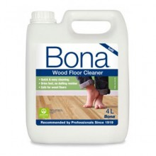 Bona Wood Floor Cleaner 4ltr Refill