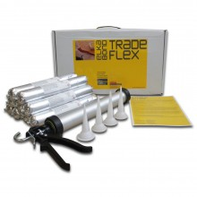 Elka Bond Trade Flex Wood Floor Adhesive Foil Gun & Sausages