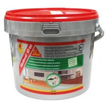 Sika AT80 17kg Flexible Wood Flooring Glue / Adhesive