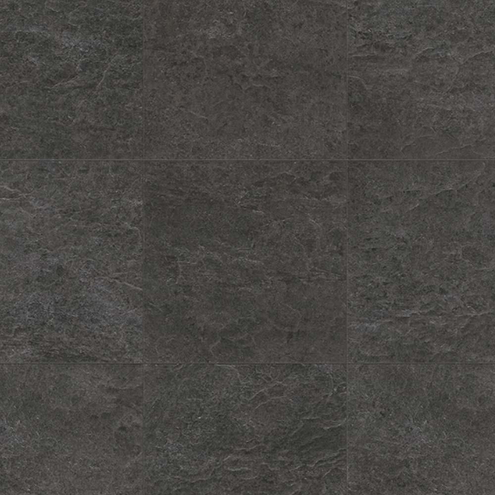 Quick step exquisa slate black exq1550 laminate flooring ex for Black laminate flooring